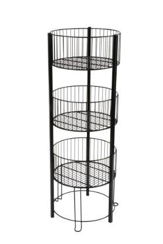 1000 images about round basket storage on pinterest. Black Bedroom Furniture Sets. Home Design Ideas