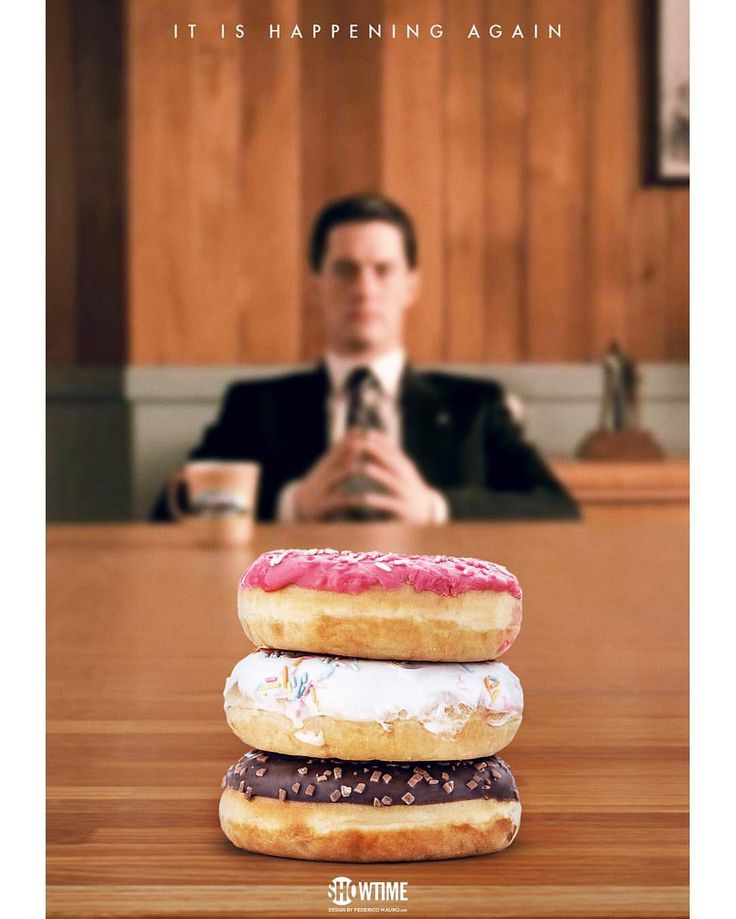 Special Agent Dale Cooper - TWIN PEAKS