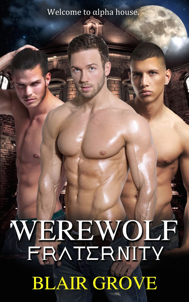 'Werewolf Fraternity' - A New Sizzling Gay Werewolf and Shape Shifter Romance Series! Get now only on Amazon Kindle and Kindle Unlimited: http://www.amazon.com/dp/B00U7XTFVA