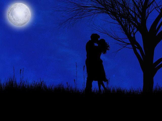 Gratis Afbeelding Op Pixabay Romantische Nacht Liefde