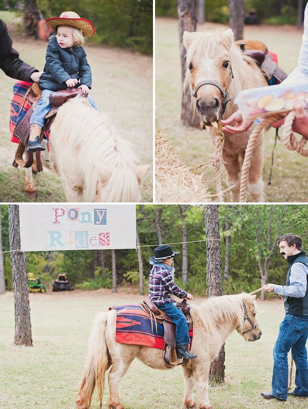 Wild West Cowboy Party {Joint Birthday} // Hostess with the Mostess®