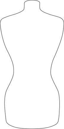 dressmaker template  great for applique