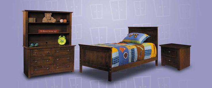 Rock a Bye Children's Furniture Collection: Kids Furniture Set