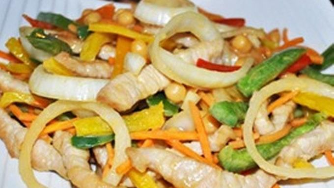 Stir-Fry | FOOD-ASIAN | Pinterest