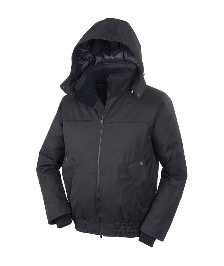 Canada Goose Black Label Rossland Bomber   Coats   Harry Rosen