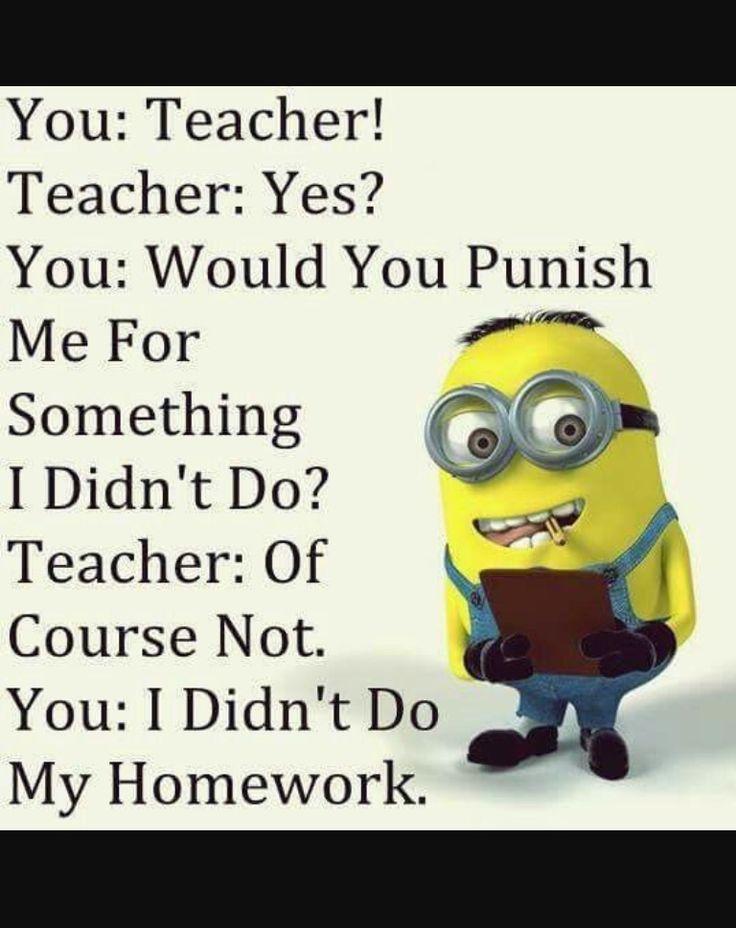 Funny Teacher student conversation