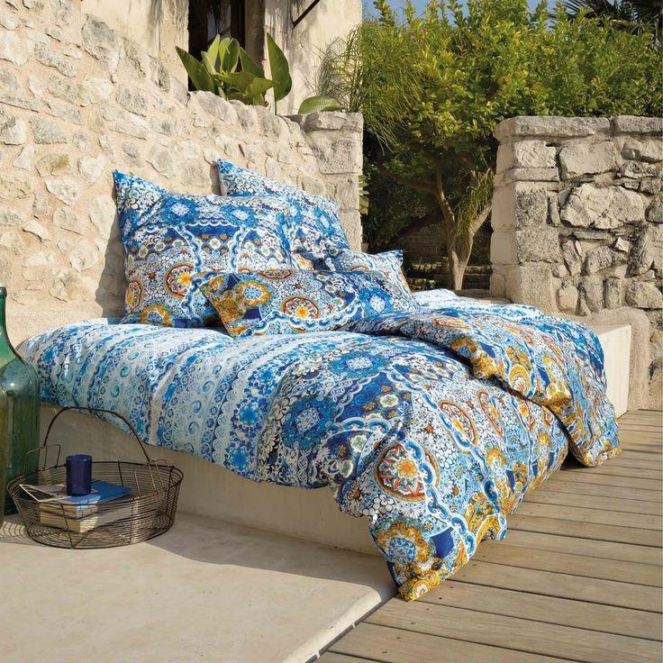 die besten 25 bettw sche blau ideen auf pinterest rosa bettw sche pantone blau und blaue. Black Bedroom Furniture Sets. Home Design Ideas