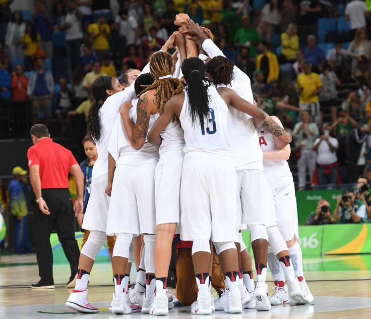 USA Basketball (@usabasketball) A team for the ages