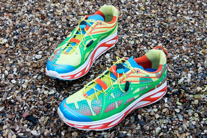 First run: Hoka One One Huaka running shoes review: More cushioning than your sofa