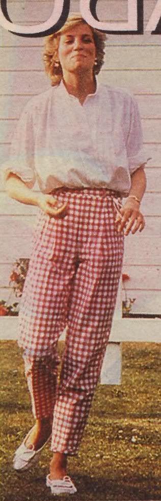Princess Diana niet de mooiste kleding die ze heeft, heerlijk om te zien