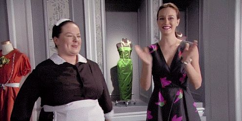 """Because the Dorota-Blair bond is unbreakable. 