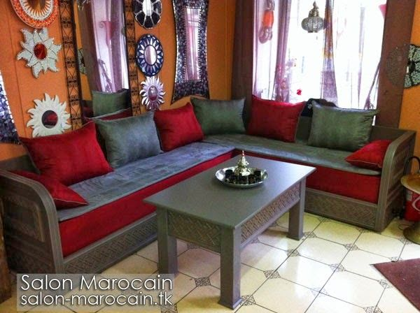 51 best images about salon marocain on pinterest coins un and oriental. Black Bedroom Furniture Sets. Home Design Ideas