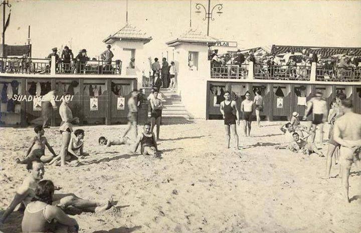 Suadiye plajı, 1930 lar