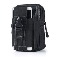 ★ Military ★ Outdoor Waist Bag LIMITED TIME ONLY! NOT SOLD IN STORESPlease allow 2-4 weeks for deliveryMaterial: 800D OxfordSize: 16 X 11 X 4 cmWeight: 186gFeatures:Perfect for shopping, cycling, climbing and travel.Double main bag design, both inside with vice bag.Can carry cellphones, pens, keys, cards, purse, earphone, mp3 etc.Fine workmanship, new and good quality.Durable and portable.