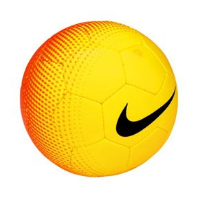 Nike Mercurial Vapor Soccer Ball Yellow/Orange- It looks amazing, and you could never lose it on the field....