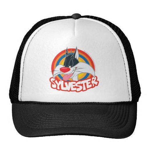 Sylvester Icon. Producto disponible en tienda Zazzle. Accesorios, moda. Product available in Zazzle store. Fashion Accessories. Regalos, Gifts. #gorra #hat #LooneyTunes