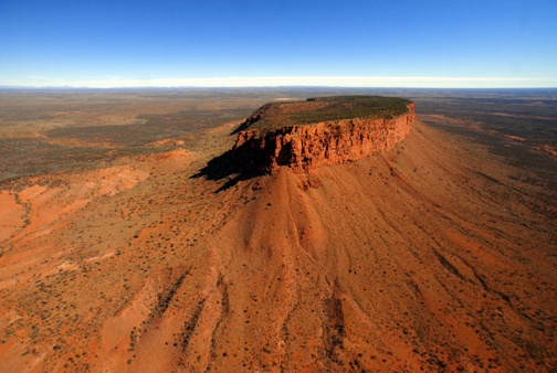 Mt Conner Outback Australia