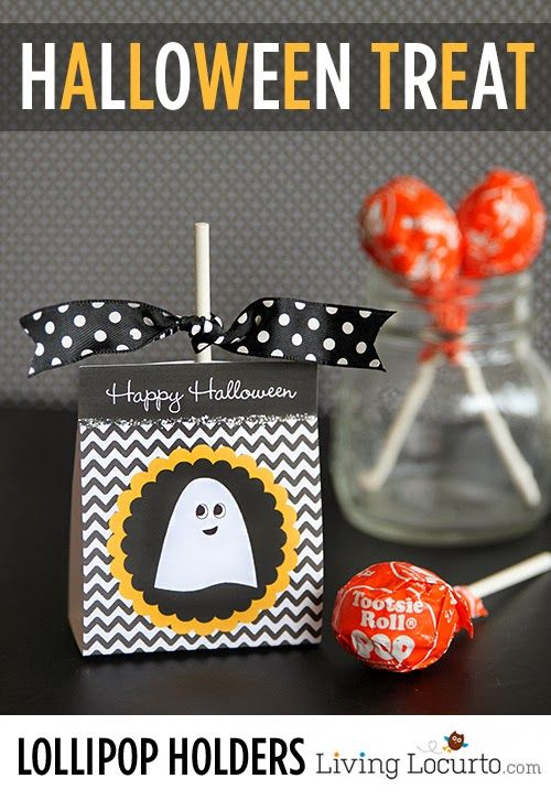 diy printables halloween - Diy Halloween Favors