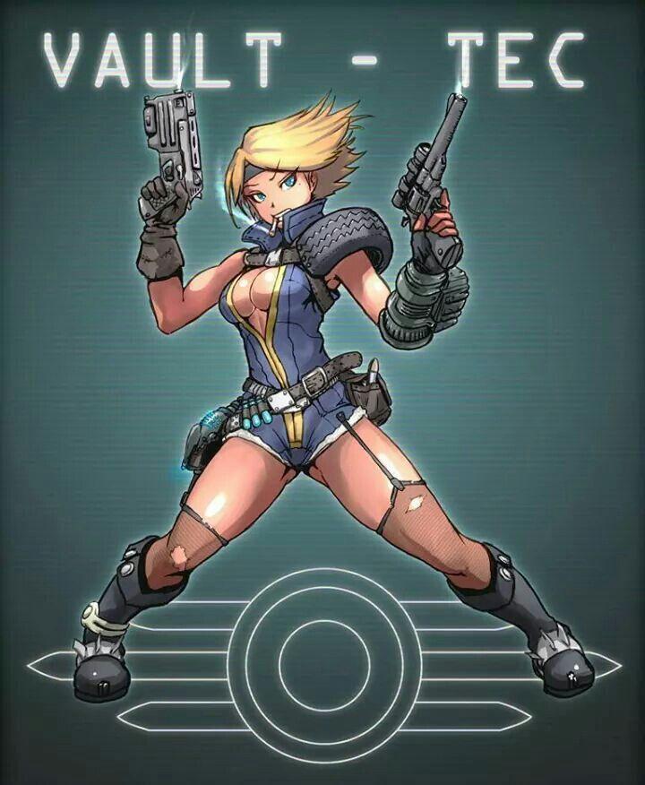 Vault-Tec, building a better future today.