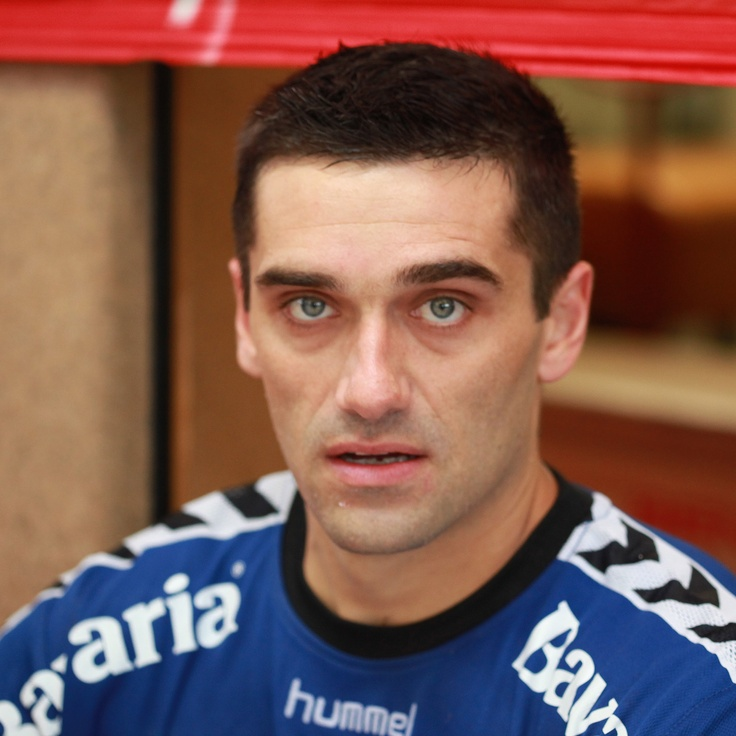 The man who made us proud ! Lazarov.