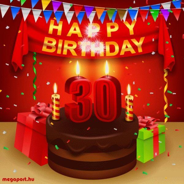 Happy Birthday (30 years old)