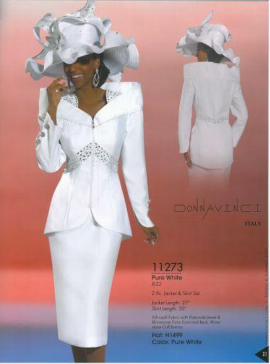 Church Suit Donna vinci 11273 Womens Church Suits 2015 ...