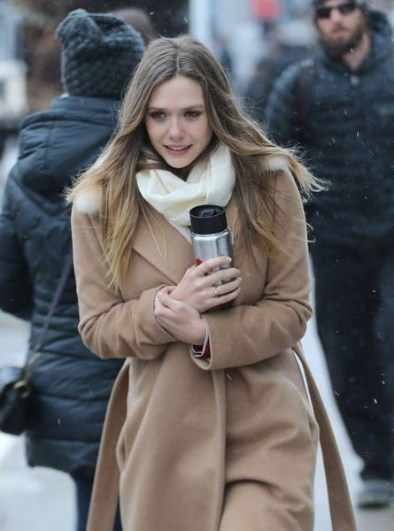 Elizabeth Olsen Photos Photos - Celebrities out and about in Park City, Utah on January 20, 2017. The celebrities are here for the 2017 Sundance Film Festival - the largest independent film festival in the United States - which is running from January 19th - 29th.<br /> <br /> Pictured: Elizabeth Olsen - Celebrities Out And About At The 2017 Sundance Film Festival