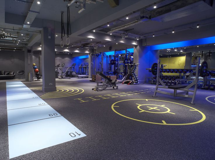 SIX3NINE | Personal Training Practice In Central London | Covent Garden.  Gym InteriorInterior DesignFitness ...