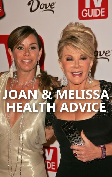 Dr Oz recommends eating Gin-soaked raisins to reduce inflammation and ease knee pain. What other advice did he give Joan and Melissa Rivers?  http://www.drozfans.com/dr-ozs-guests/dr-oz-feverfew-migraine-remedy-joan-rivers-secret-staying-young/
