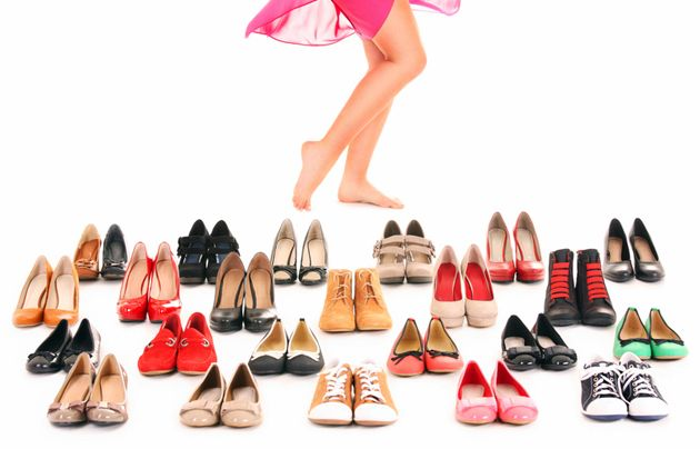 Come and join the Shoeper Shoe Challenge!  Will do once we are in the house and I can find all of/ organize my shoes!