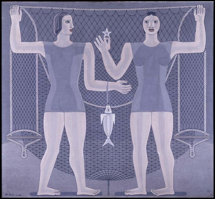 Maruja Mallo: la artista mitad ángel, mitad marisco | Broadly