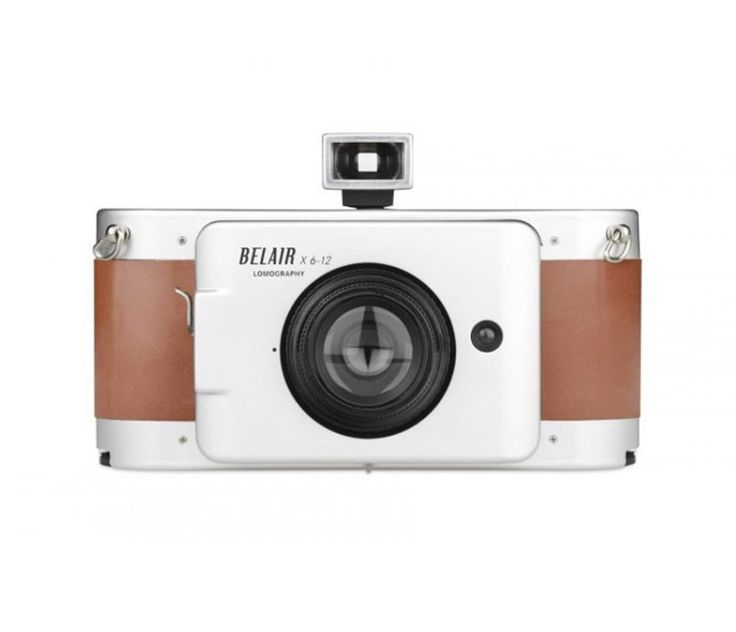 Belair X 6-12 Jetsetter. film camera that features collapsible bellows that give the camera a convenient and portable size. Can take 6x12, 6x6, or 6x9 photos with this totally original medium-format camera with automatic shutter settings.  http://www.zocko.com/z/JEqDD