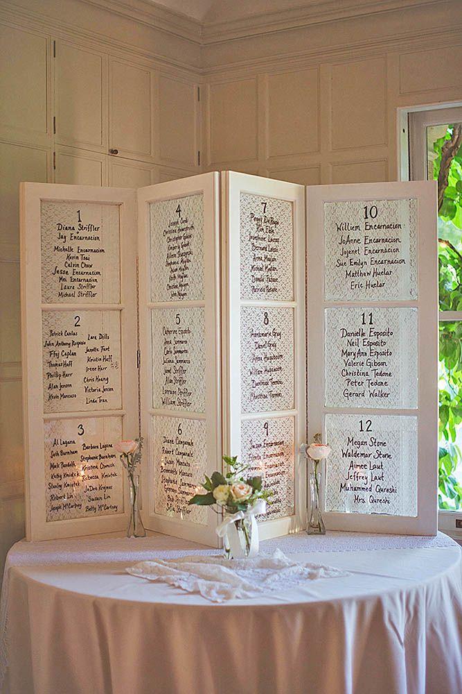 Shabby U0026 Chic Vintage Wedding Decor Ideas