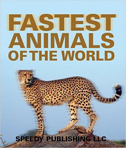 Amazon.com: Fastest Animals Of The World: Super Fast Animals eBook: Speedy Publishing: Kindle Store