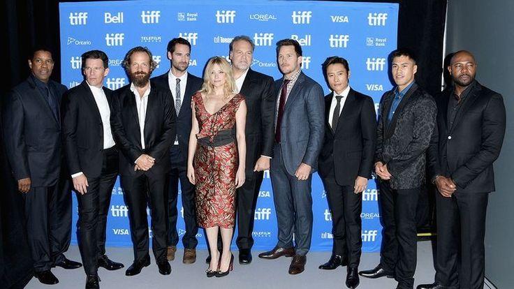 Cast of Magnificent 7