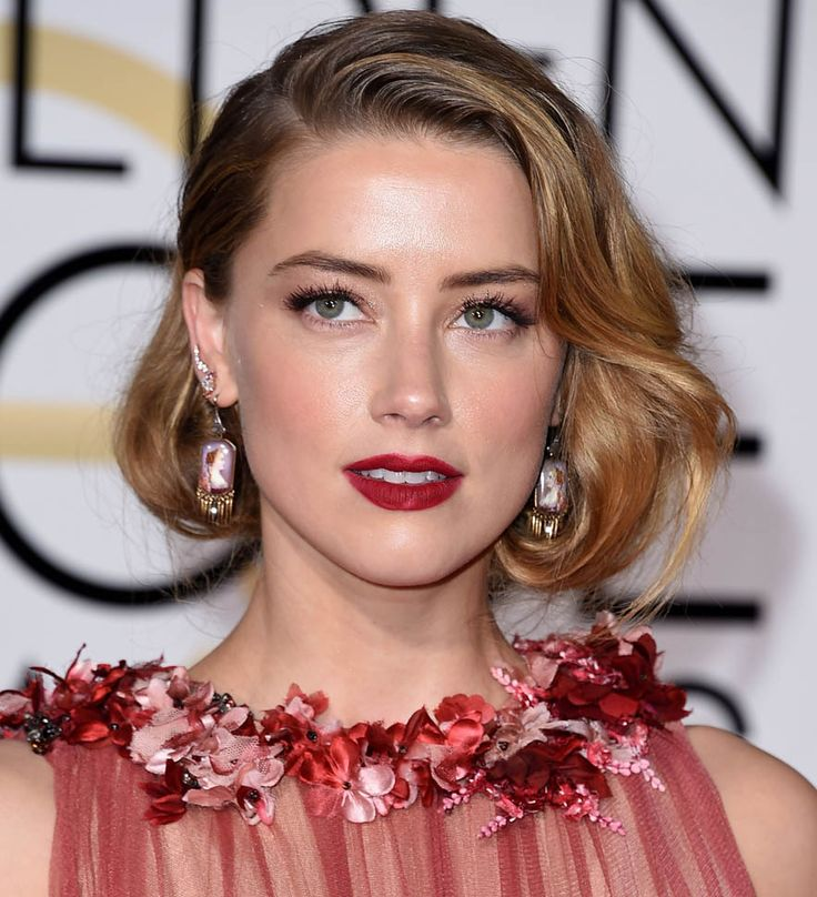 Amber Heard unremarkable at the 2016 Golden Globes|Lainey Gossip Entertainment Update