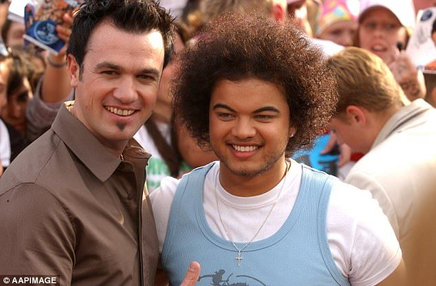 Could Guy Sebastian enter Im A Celebrity?  He finished in second place to winner Guy Sebastian on the first season of Australian Idol back in 2003.  And Shannon Noll has now revealed hes keen to reunite with his old singing rival on another TV show this time on Im A Celebrity Get Me Out Of Here.  The 42-year-old sparked rumours that Guy could be set to enter the South African jungle after he quipped that it would be great to get his old pal to join him.  Scroll down for video…