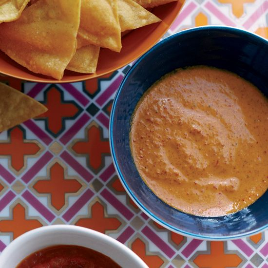 Árbol Chile Salsa | Alex Stupak's spicy, tangy salsa, made with 50 dried árbol chiles, is an amazing all-purpose hot sauce. According to Stupak, the salsa lasts indefinitely and even improves with age.
