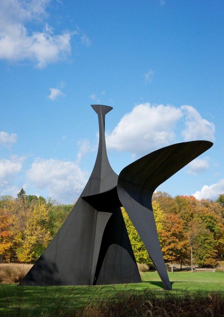 Alexander Calder, The Arch, 1975, Storm King Art Center