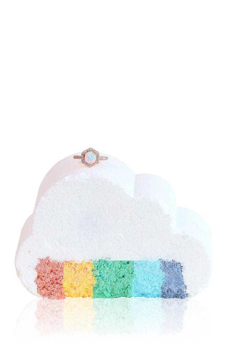 cloud rainbow bath bomb - 736×1104