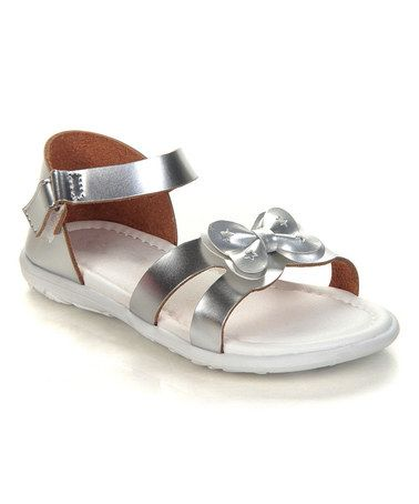 20182017 Sandals Salt Water Sandal by Hoy Shoes Baby Girl's The Original Sandal Infant/Toddler Silver Sandal 6 Toddler M Clearance Sale
