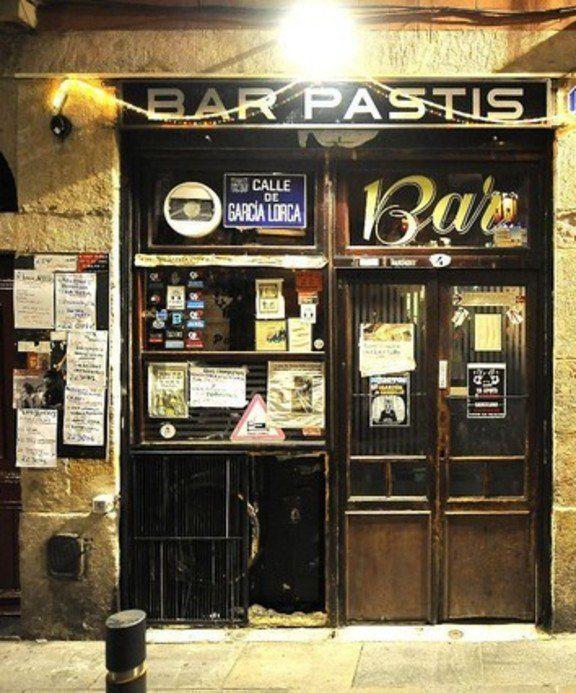 Bar Pastís (Raval), Barcelona, Spain