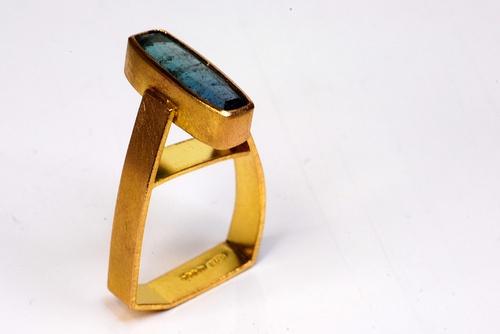 CHRIS BOLAND beautiful ring