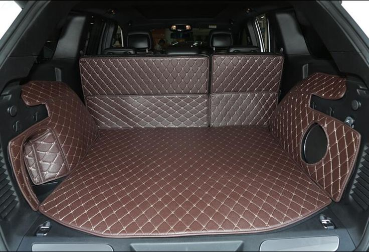 High quality! Special trunk mats for New Jeep Grand Cherokee WK2 2017-2016 waterproof boot carpets cargo liner mat,Free shipping #Affiliate