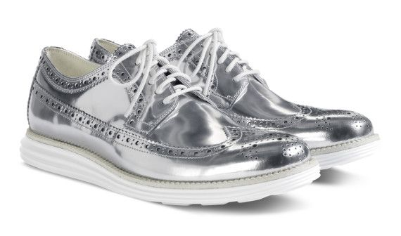 """Cole Haan – LunarGrand """"Silvergrand Sweepstakes"""""""