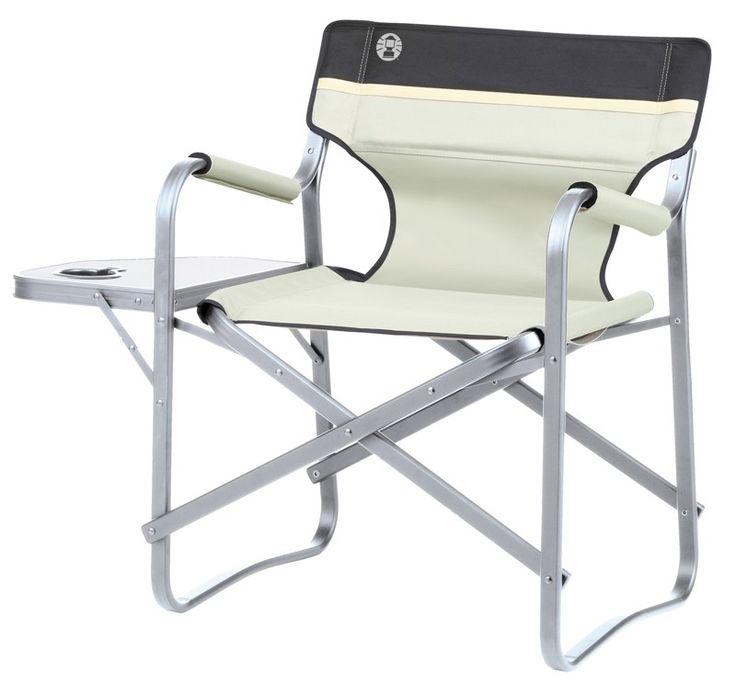 Καρέκλα Camping Με Τραπέζι Coleman Deckchair | www.lightgear.gr