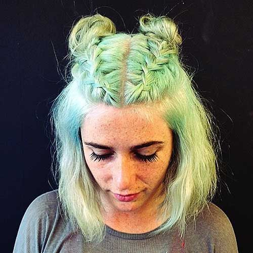 i wish i could pull this off but id probably look like a goblin…