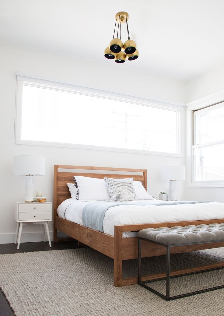 25 Best Ideas About Modern Wood Bed On Pinterest Solid