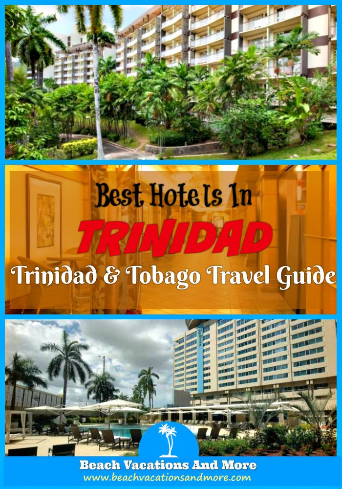 The best Trinidad hotels and resorts: Hyatt Regency, Hilton Trinidad and Conference Centre, Courtyard Port of Spain, Kapok Hotel, Holiday Inn Express Trincity Trinidad Airport, The Carlton Savannah, Radisson Hotel, Playa del Este Resort