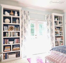 Ikea bookshelf diy